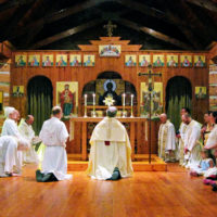 Solemnity of Corpus Christi at Island Chapel